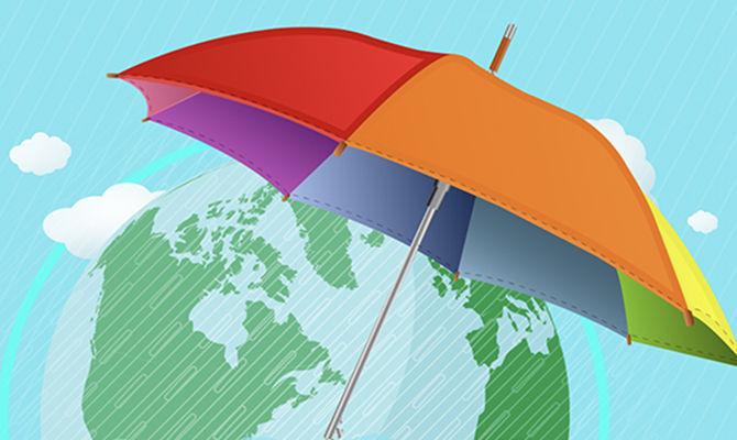 关注生态的保护伞——臭氧层