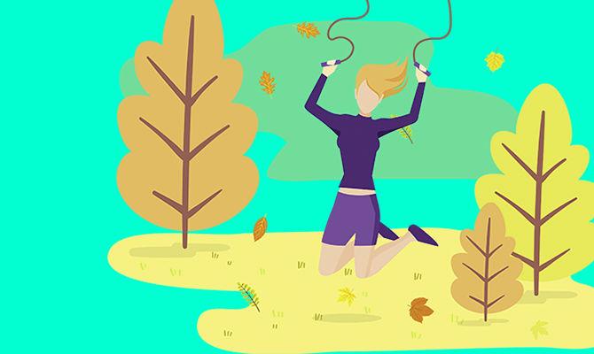 如何让跳绳健身效果更好