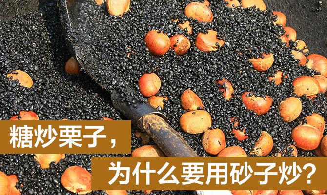 蓝奇奇探索记——糖炒栗子,为什么要用砂子炒?