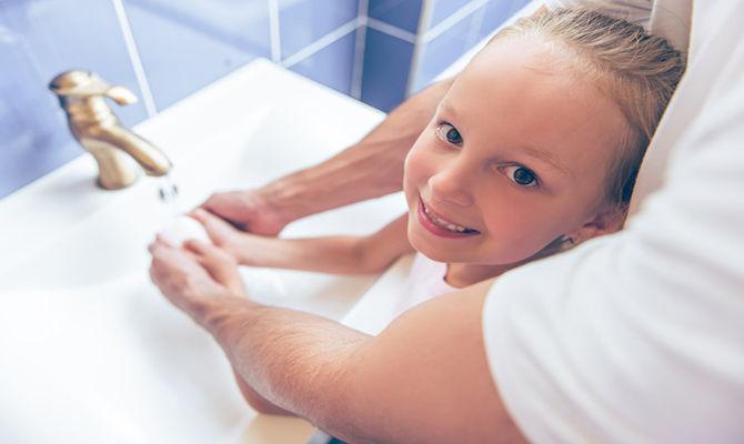 在家什么时候一定要洗手