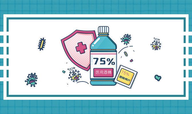 家中常用消毒剂有哪些