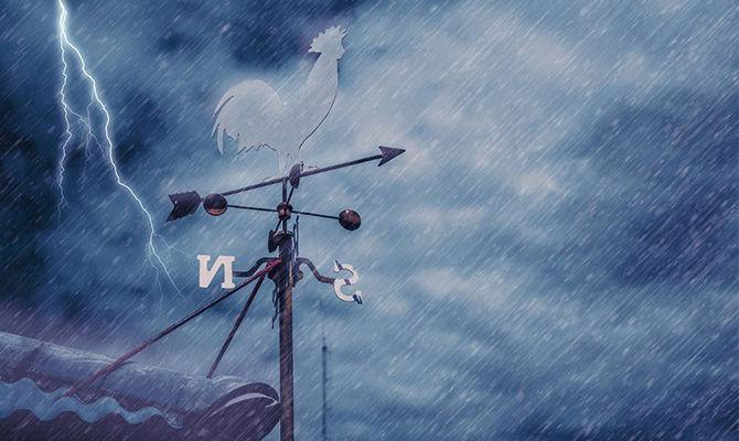 强对流天气来袭!南方又将迎来雨雨雨雨……