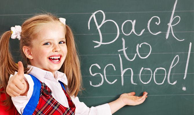 开学在即,如何引导孩子适应校园?