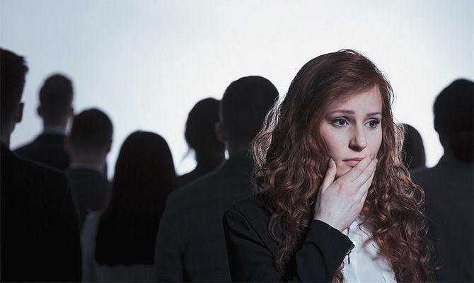 社交恐惧症真的是一种病吗?