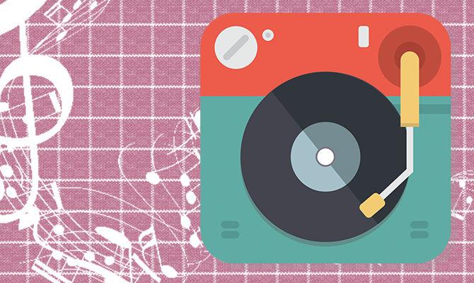 黑胶唱片的发声原理