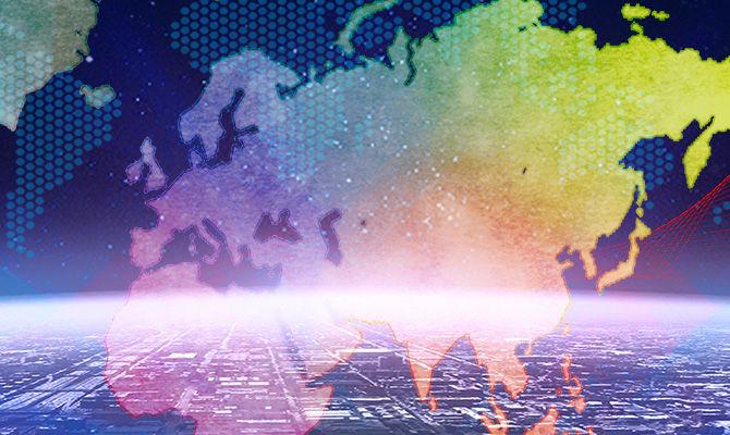 世界第一大洲——亚洲