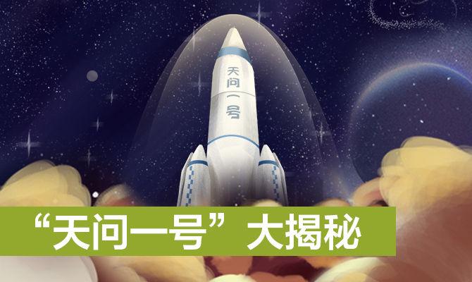 """""""天问一号""""大揭秘"""