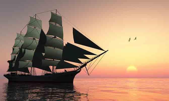 航海技术的演变