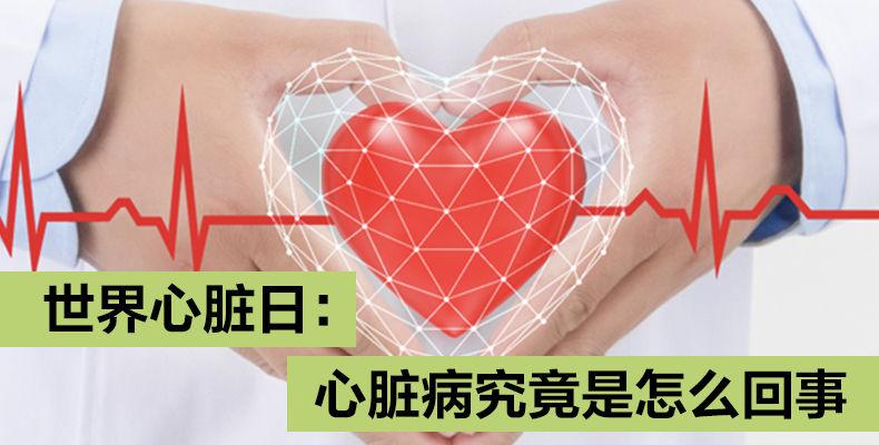 心脏病究竟是怎么回事?