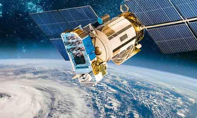 人造地球卫星轨道平面的空间位置
