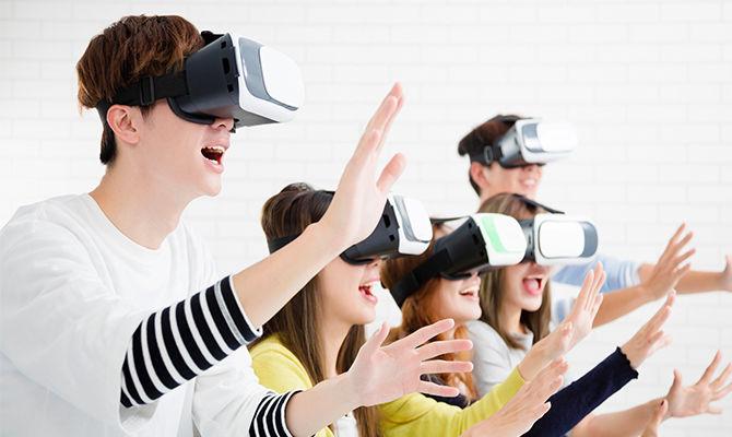 足不出户,VR带你周游世界