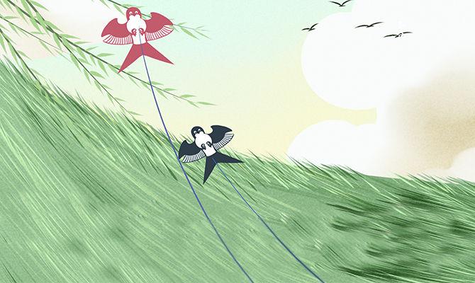 为什么风筝一到你手里就飞不起来?别再说是风不行