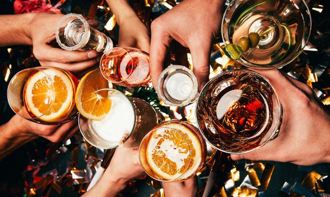 乐享健康-醉酒就是酒精中毒吗?急性酒精中毒应这样处理