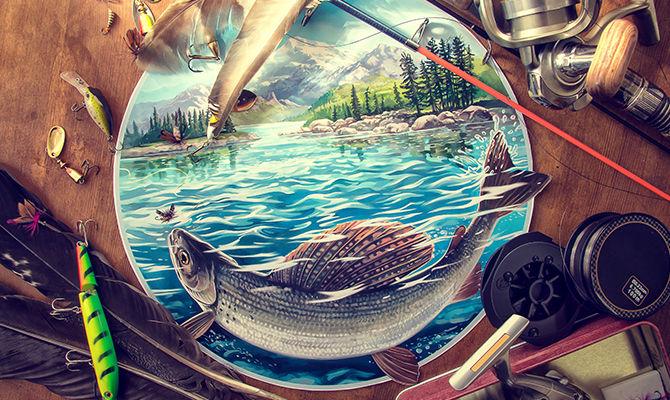 钓鱼时说话会不会吓跑鱼