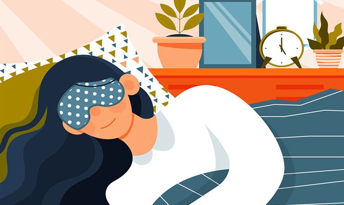【心理健康】睡眠时间长可能是基因决定的