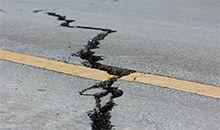 地震的烈度是什么?表示地震的破坏程度,最大12度